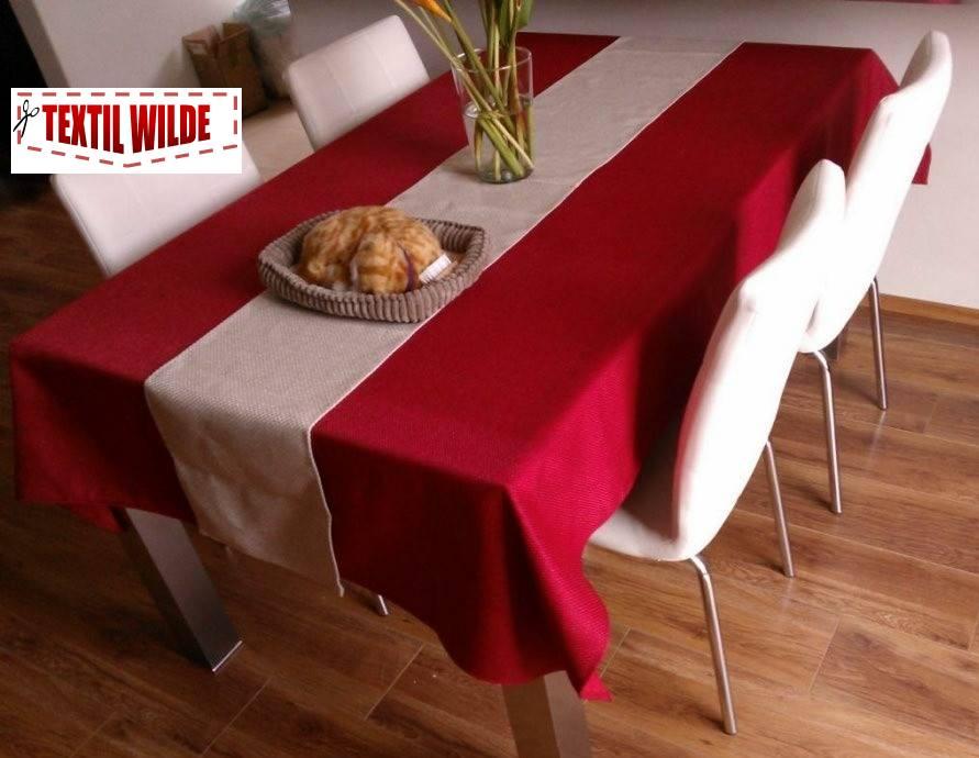 Textil wilde fabrica manteleria eventos restaurantes - Manteles mesa rectangular ...